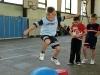 První trénink