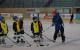 Trénink na hokejovém kempu ve Slaném.